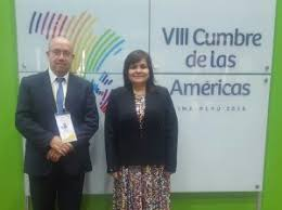 cumbre de las Americas 2018