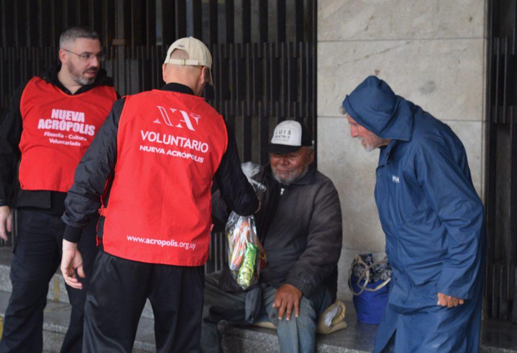 donacion canastas